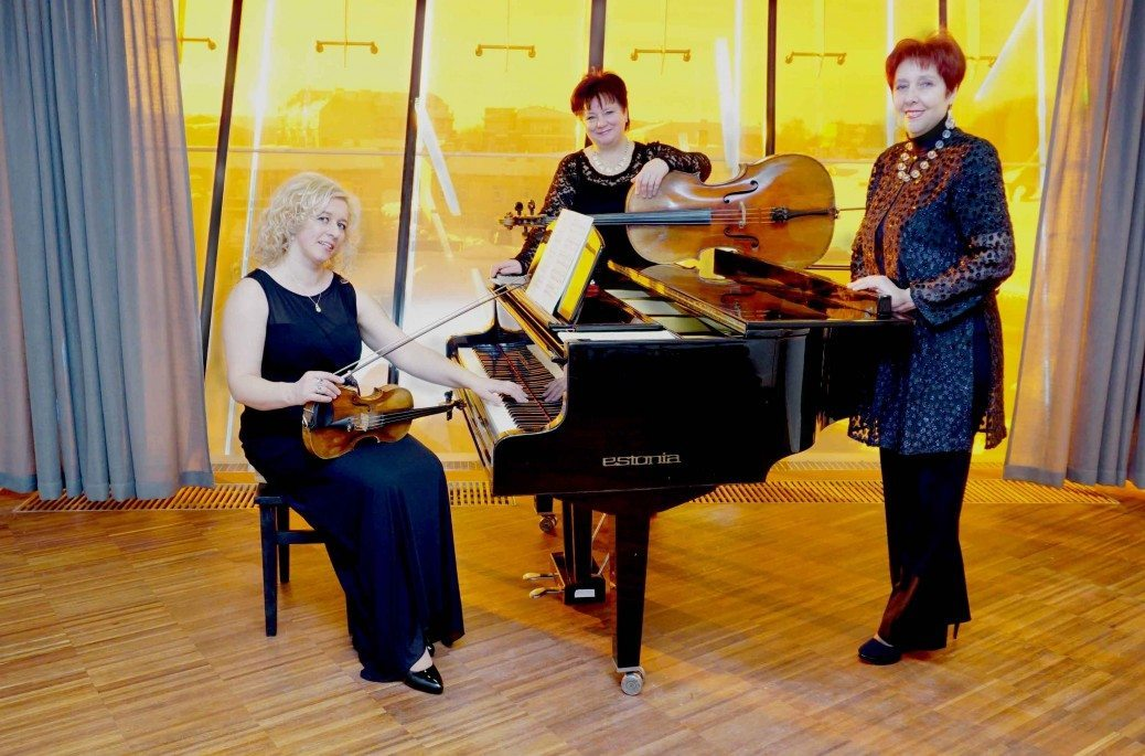 Liepājas trio. Foto - Liepājas trio arhīvs (1)