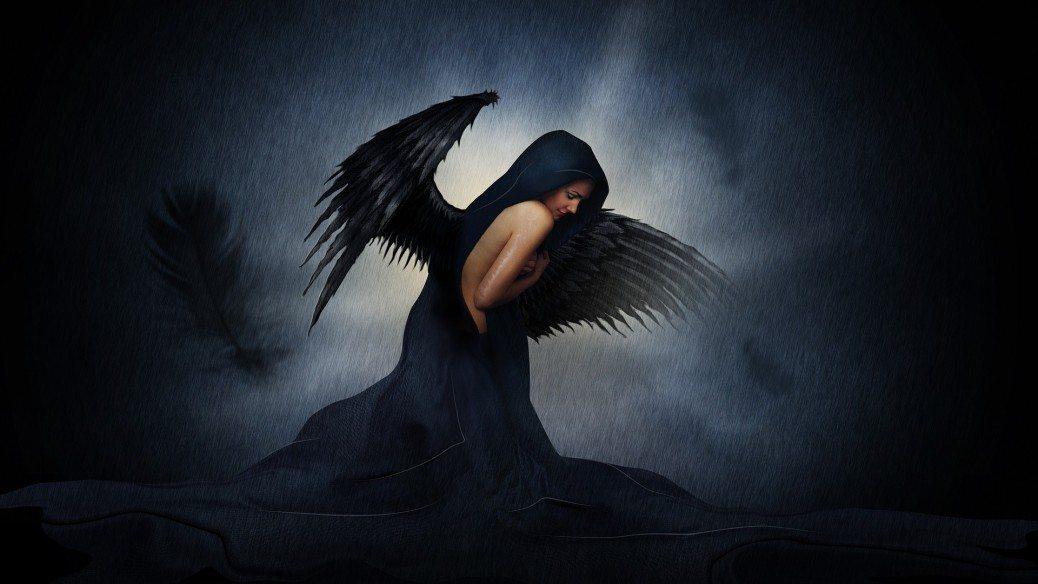 engelis-melns