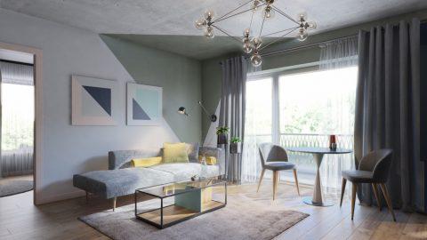 Rīgas centrā durvis vērs jauna dzīves telpa 26VESETAS