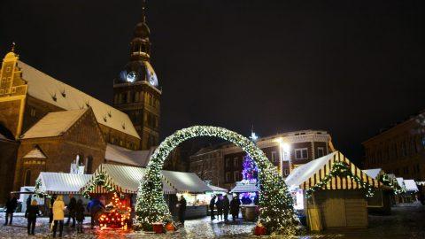 5 iemesli, kāpēc svinēt jauno gadu Rīgas centrā