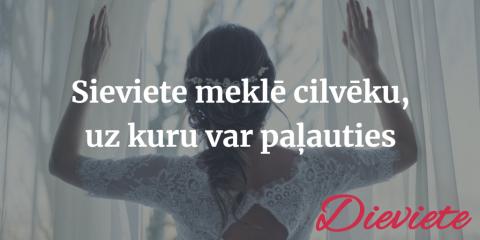 Pārdomas: Sieviete vēlas mīlestību, laiku un uzmanību, nevis vīrieša naudu