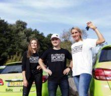 Nitišs, Baško un Zirne kļuvuši par taksometra vadītājiem. Uzzini, kāpēc!