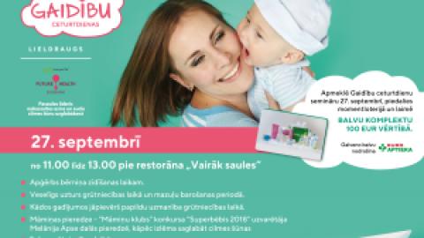 Veselīgs uzturs grūtniecības laikā un mazuļu barošanas periodā