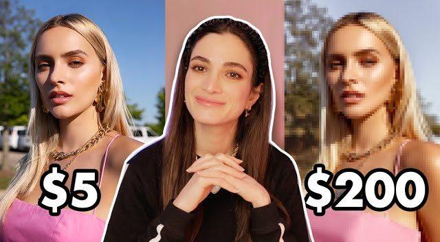 Fotogrāfe nosūta modeles portretu 5 dažādiem foto apstrādes speciālistiem (+VIDEO)